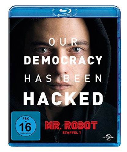 Mr. Robot - Staffel 1 (inkl. Digital HD Ultraviolet) [Blu-ray]
