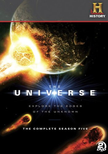 Cover art for  The Universe: Season 5