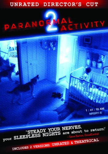 Cover art for  Paranormal Activity 2