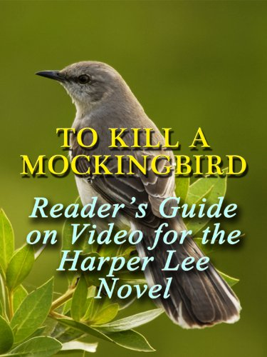 To Kill a Mockingbird: Reader's Guide on Video for the Harper Lee Novel