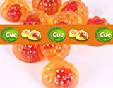 CUE ENERGY GUMMY ORANGE FLAVOR 18 UNITS by NYC Leather Factory Outlet