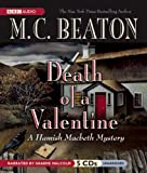 M. C. Beaton Death of a Valentine (Hamish Macbeth Mysteries)