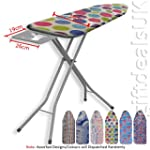 HIGHLANDS DELUXE WIDE METAL IRONING B...