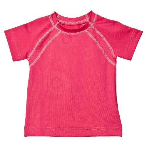Columbia Girls 2-6x Toddler Sun Splasher Short Sleeve