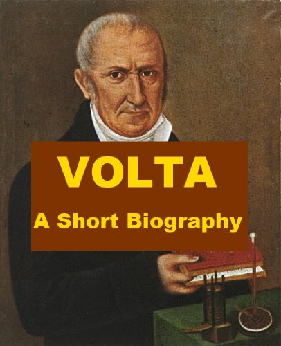 short biography count alessandro volta Alessandro volta biography alessandro giuseppe antonio volta was an italian scientist that is known for inventing the first battery volta was born into a noble family in como, italy on february 18, 1785 short biography: count alessandro volta essay.