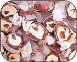 Chocolate Caramel Mocha Gourmet Salt Water Taffy 1 Pound Bag