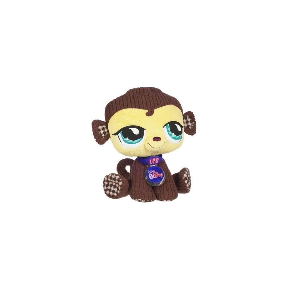 Littlest Pet Shop VIP   VIP Monkey  Toys & Games