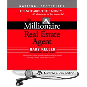Amazon.com: The Millionaire Real Estate Agent (Audible