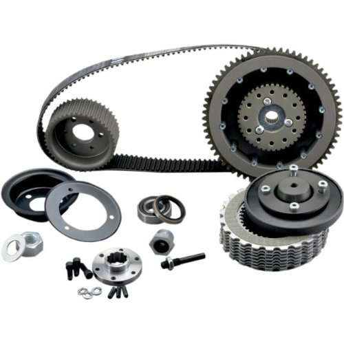 Belt Drives 8Mm Belt Drive With Quiet Clutch System Evbb-3T-5