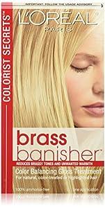 LOreal Paris Colorist Secrets Brass Banisher Hair Treatment