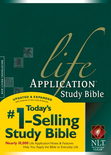 Life Application Study Bible NLT