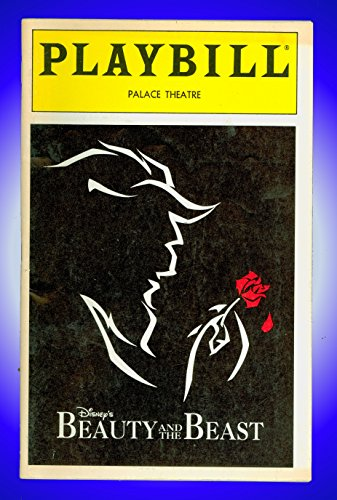 Beauty Beast Broadway Playbill