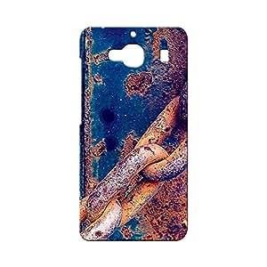 BLUEDIO Designer 3D Printed Back case cover for Xiaomi Redmi 2 / Redmi 2s / Redmi 2 Prime - G5448