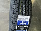 St 205/75r15 Trailer King Tire Load Range D Radial 8 Ply