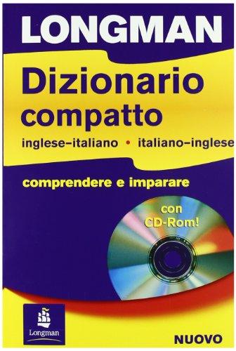 Libro longman dizionario compatto inglese italiano for Traduzione da inglese a italiano