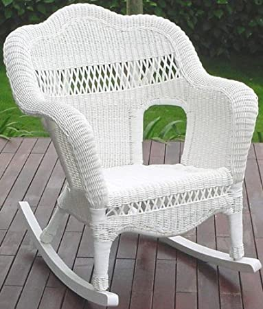 white outdoor rocking chair. White Outdoor Rocker Rocking Chair
