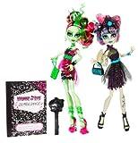 Monster High Zombie Shake Rochelle Goyle & Venus McFlytrap (2-Pack)