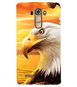 PRINTSHOPPII EAGLE Back Case Cover for LG G4::LG G4 H815