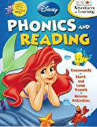Disney Phonics & Reading Workbook…