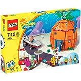 LEGO Bob Esponja 3834 - Buenos Vecinos en Fondo del Bikini (ref. 4534697)
