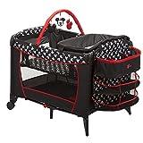 4-Piece-Mickey-Mouse-Newborn-Set-Stroller-Car-Seat-High-Chair-Play-Yard-Bundle-Baby-Gear-Boy-Infant-Disney