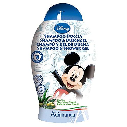 Admiranda - Shampoo Disney Mickey 250 ml