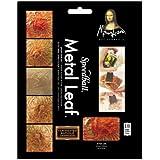 Speedball Mona Lisa Variegated Leaf Sampler Pack, 18 Sheet Pack