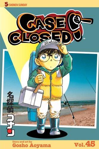 名探偵コナン コミック45巻 (英語版)
