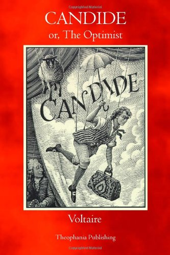 An examination of the novel candide by voltaire