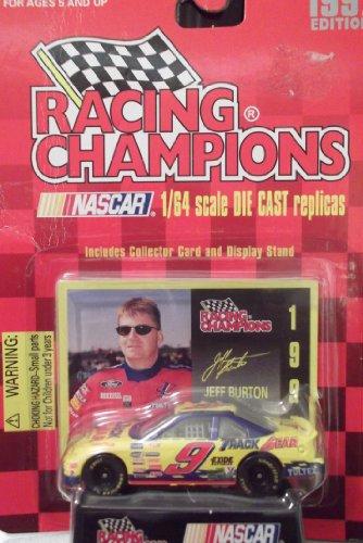 1997 Racing Champions Nascar 1/64 Jeff Burton #9 - 1