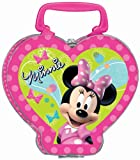 Disney Minnie Mouse Bows Metal Box