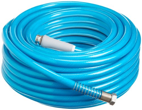 Colorite Element ELLF58100 Pure And Simple Lead Free, Kink Free  5/8 Inch By 100 Foot Garden Hose, Turquoise Review