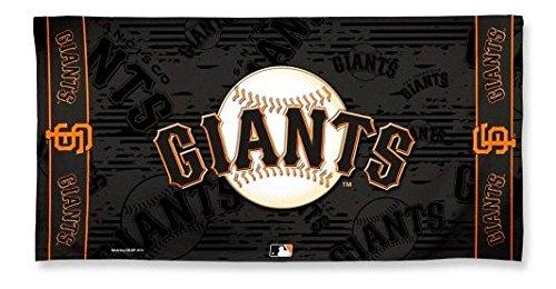 San Francisco Giants Bath Towel, Giants Bath Towel, Giants ...