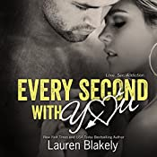 Every Second with You: No Regrets, Book 2 | Lauren Blakely