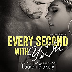 Every Second with You Audiobook