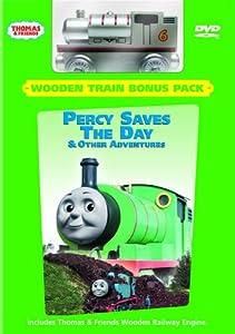 Thomas & Friends:Percy Saves The Day w/ Single Train