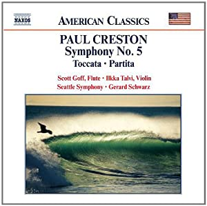 Symphonie Nr.5/Toccata/Partita