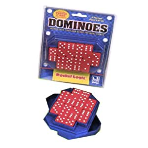 Be Good Pocket Logic Travel Games (Dominoes)