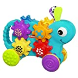 Playskool- Push 'N Stack Gears