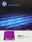HP LTO-6 Ultrium RW Bar Code Label Pack Q2013A