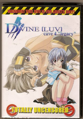 Cover art for  DVINE LUV CAVE 4:LEGACY