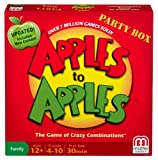 Apples to Apples Party Box - The Game of Crazy Combinations (Family Edition) (Toy)