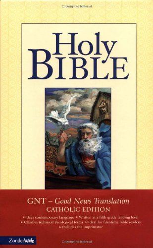 GNT Children's Bible, Catholic Edition