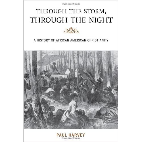 Through the Storm Through the Night: A History of African American Christianity (The African American History Series)