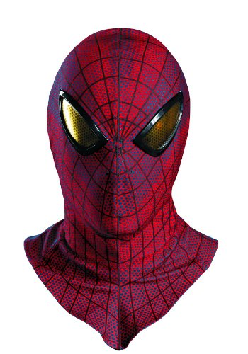 Disguise Marvel The Amazing Spider-Man Movie Adult Deluxe Mask Costume Accessory