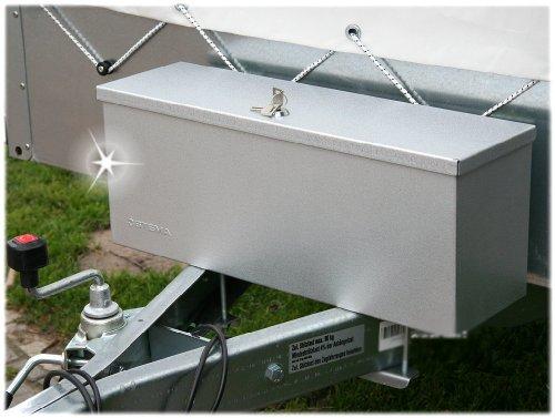 STEMA-Deichselbox-Staubox-PKW-Anhnger-Werkzeugbox-Werkzeug-Kiste-Koffer-Metall