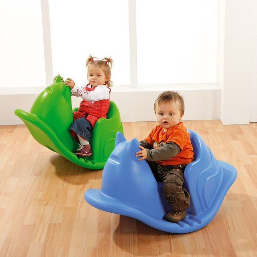 Wesco Wesco Baby Rocker, Orange, Plastic front-663995