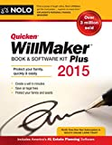 Quicken WillMaker Plus 2015 Edition: Book & Software Kit
