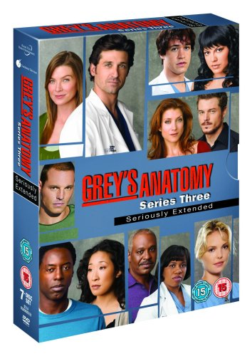 Grey's Anatomy - Season 3 [DVD]