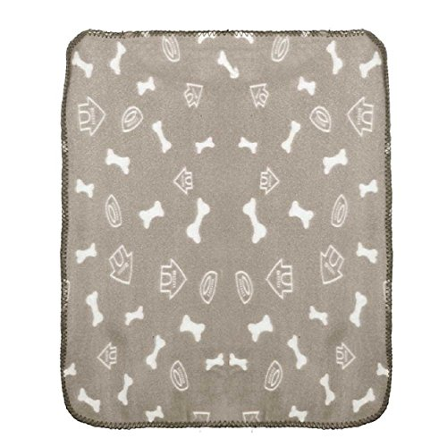 Malloom Pet Dog Cat Blanket Soft Warm Fleece Mat Bed Cover